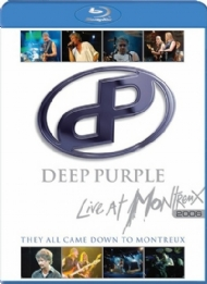 Deep Purple - Live At Montreux 2006 BD
